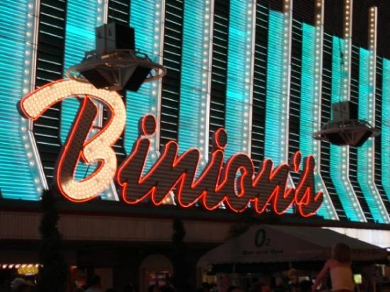 Binion&#39;s Horseshoe Hotel &amp; Casino Las Vegas Bild