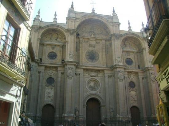 Conjunto Catedralicio de Granada. - Picture of Cathedral ...