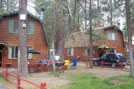 Our Favorite Cabin Picture Of Big Bear Region