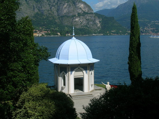 Bellagio, Wochy: Villa Melzi