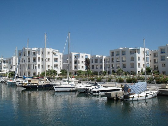 Hammamet, Tunesien: Puerto