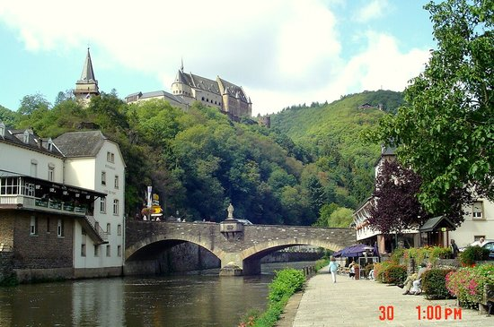 alojamientos bed and breakfasts en Vianden