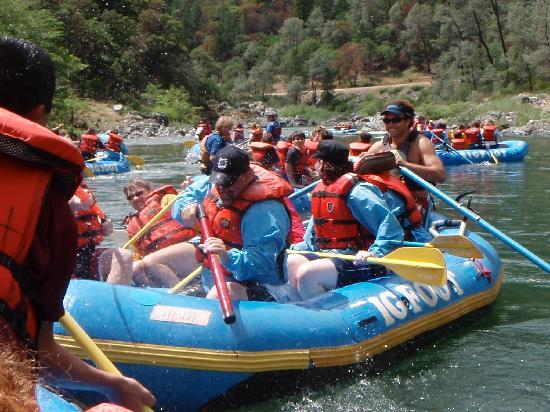 Foto De Willow Creek California Rafting On The Trinity