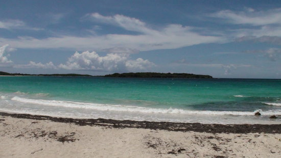 Isla de Vieques, Puerto Rico: Playa Chiva