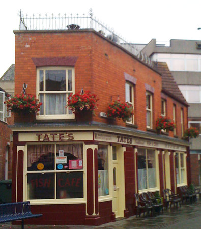 Best fish and chips in boston review of tate 39 s fish for Fish restaurant boston