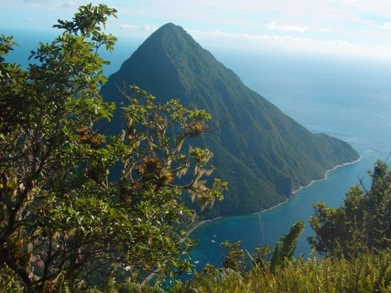 Soufriere, St. Lucia