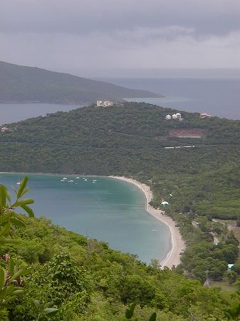 Шарлотта-Амалия, Сент- Томас: Voted 10th Best Beach in the World....no wonder!!