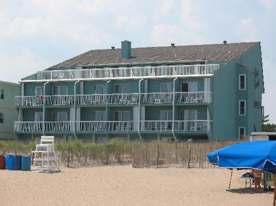 Dewey Beach, Делавер: Atlantic View  - What a great location!