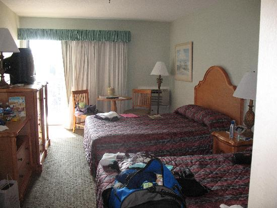 Dewey Beach, Делавер: Nice spacious rooms