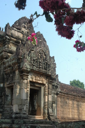 Siem Reap, Cambodja: banteay samre