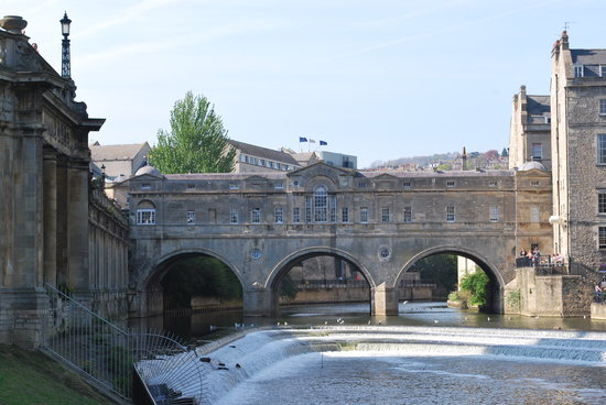 ‪باث, UK: Pulteney Bridge, Bath, England‬
