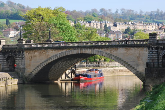 , UK: Bath, England