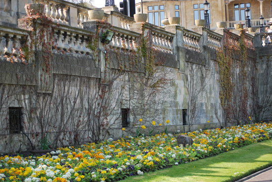 , UK: Parade Grounds, Bath, England