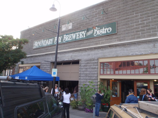 Boundary Bay Brewery & Bistro, Bellingham - Restaurant Reviews ...