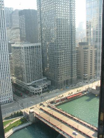 Trump International Hotel & Tower Chicago: View from room