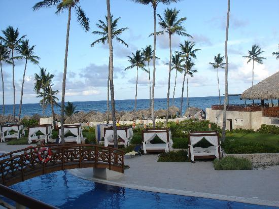 Majestic Elegance Punta Cana: View from our room