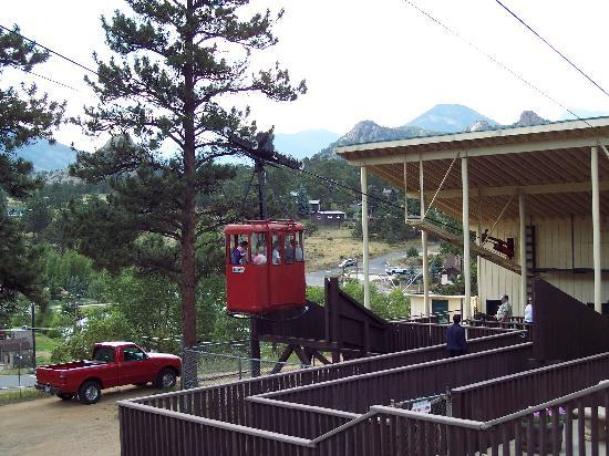 beautiful views and fun feeding the chipmunks estes park aerial tramway pictures tripadvisor. Black Bedroom Furniture Sets. Home Design Ideas