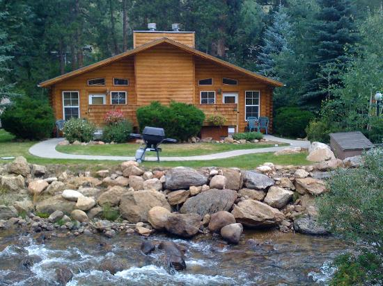Antlers Pointe: our beautiful cabin on the river !