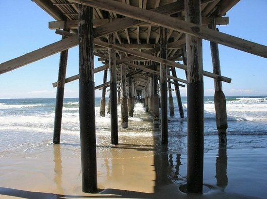 Newport Beach, Californie : Newport Pier