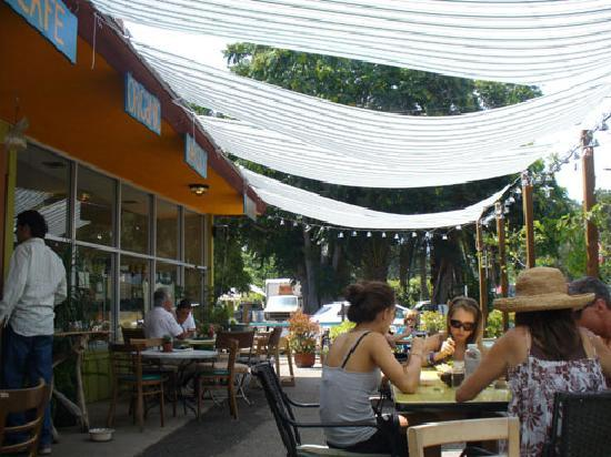 Outdoor Dining Patio at Farmer and The Cook  Picture of Farmer & Cook