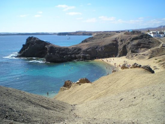 Playa Blanca