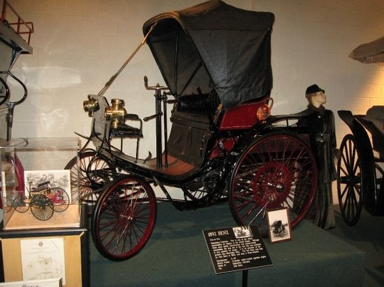 The car and carriage caravan museum luray reviews of for Car carriage