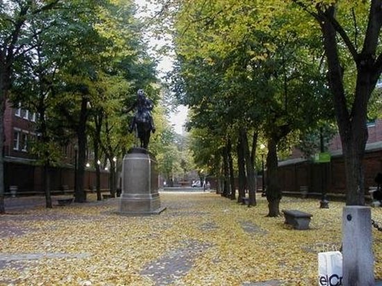 Paul Revere Mall Boston Ma Top Tips Before You Go
