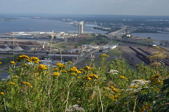 Duluth, MN: Skyline Drive