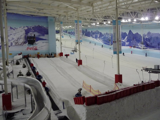 Chill Factore (Trafford, England) on TripAdvisor: Hours, Address, Reviews
