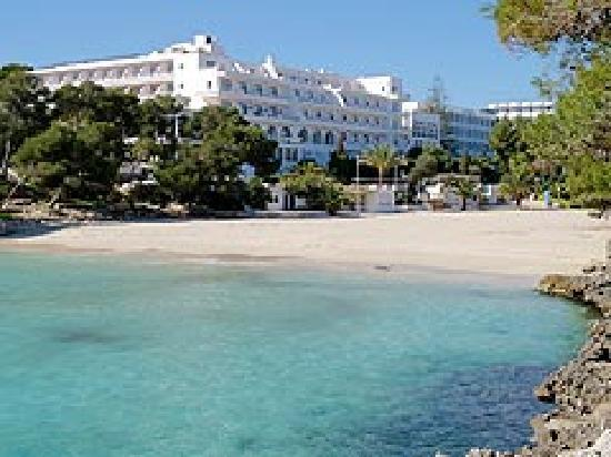 Hotel Rocador Playa : CALA GRAN 
