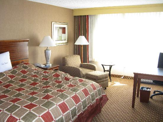 DoubleTree by Hilton Grand Junction: Room/Bed