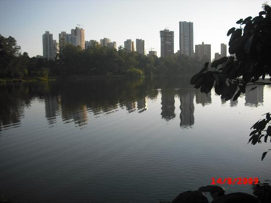 Man made lake, Londrina