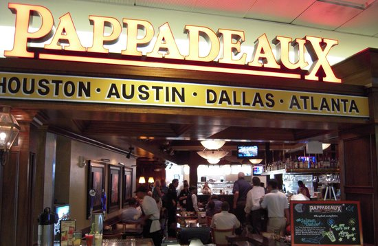 Pappadeaux seafood kitchen houston s terminal rd
