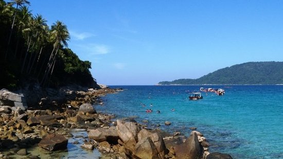 Bed and Breakfasts i Pulau Perhentian Kecil