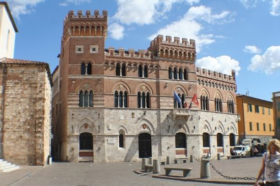 Grosseto attractions