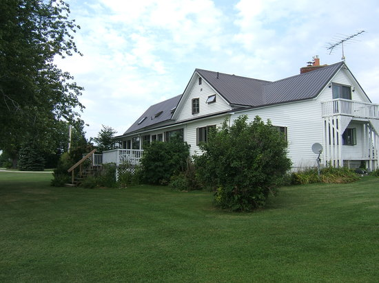 Photo of Thomas Mott Homestead Alburg