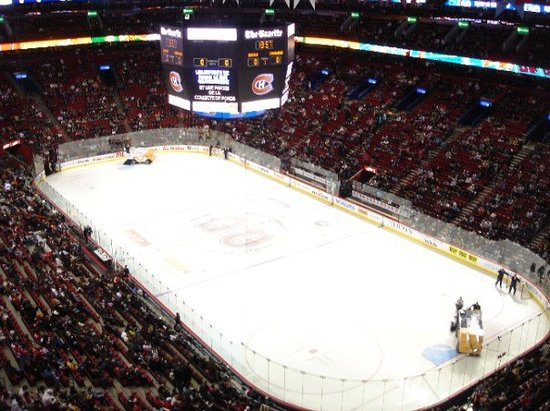 Photo of Bell Centre