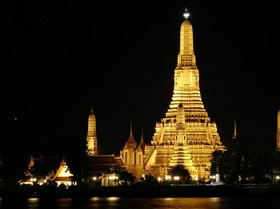 Temple of Dawn (Wat Arun) (Bangkok, Thailand): Address ...