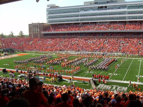 Hotels Near Memorial Stadium Champaign Il