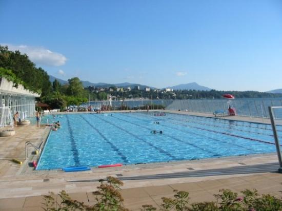 Thonon les bains photos featured images of thonon les for Thonon les bains piscine