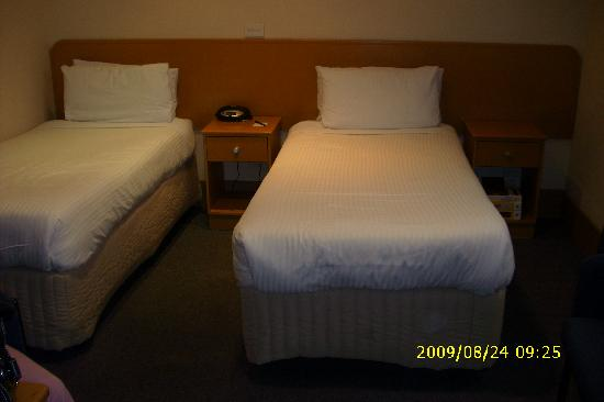 Causeway Inn On The Mall: Twin Room