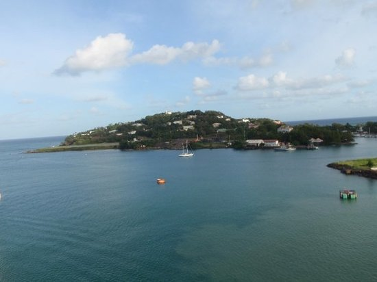 Castries, Sta. Lucía: St. Lucia....my all time favorite island now