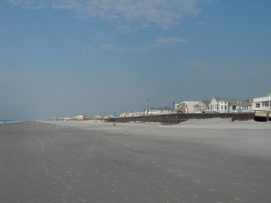 Brigantine beach