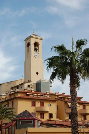 San Vincenzo specialty lodging