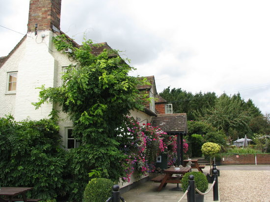 Shefford, UK : The Black Horse at Ireland, Bedfordshire, UK