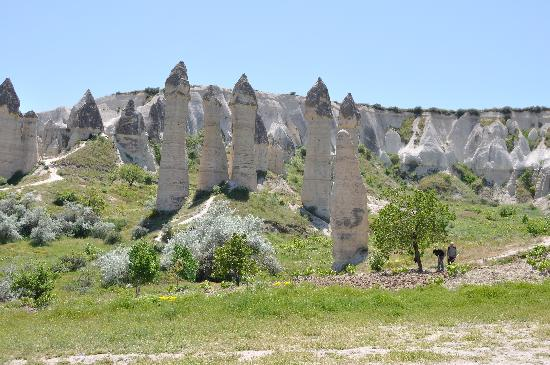 Cappadocia, Turkey: Love Valley