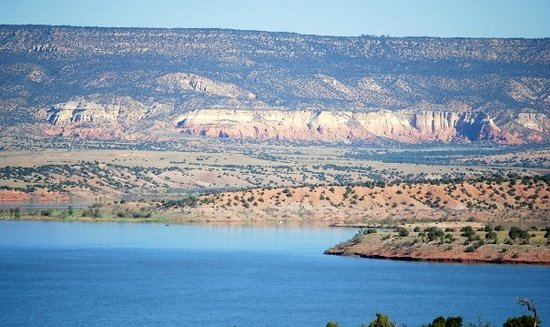 abiquiu lake new mexico