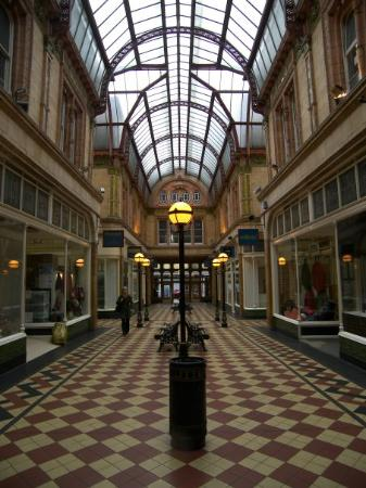 Preston, UK: Shopping mall!