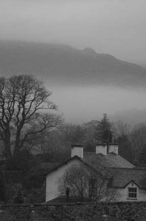 A walk in the hills. Grasmere, Cumbria.