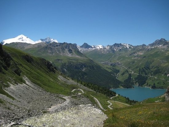 Tignes bed and breakfasts